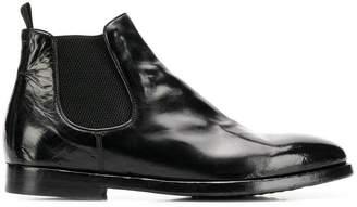 Officine Creative Herve Derby boots