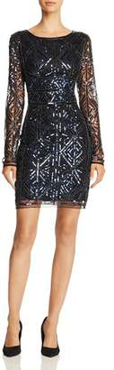 Molly Bracken Sequin Sheath Dress
