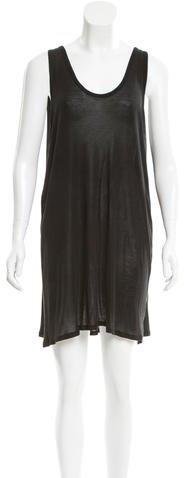 Alexander WangT by Alexander Wang Sleeveless Mini Dress
