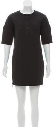 Calvin Klein Jeans Short Sleeve Mini Dress