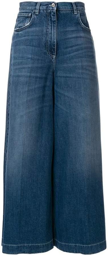 Buy Jeans mit weitem Bein!