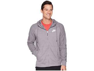 Nike NSW AV15 Hoodie Full-Zip Knit Men's Sweatshirt