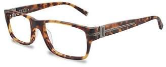 John Varvatos New Men's Prescription Eyeglasses - V349 UF Matte Tortoise -