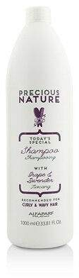 Alfaparf NEW Precious Nature Today's Special Shampoo (For Curly & Wavy Hair)