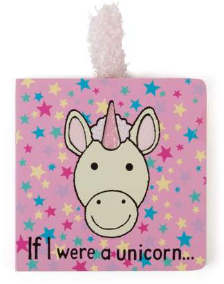 Jellycat If I Were a Unicorn Baby Book