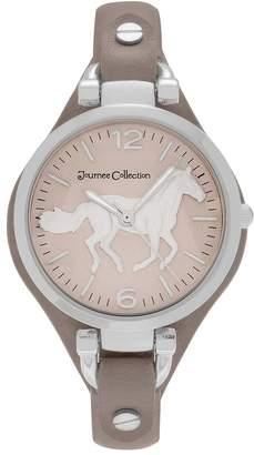 Journee Collection Women's Horse Watch