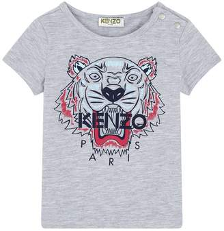 Kenzo Tiger Logo T-shirt