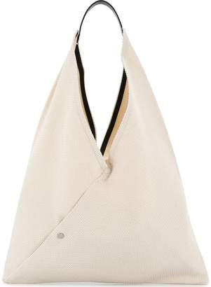 Cabas medium triangle tote