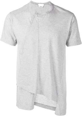 Comme des Garcons asymmetric T-shirt