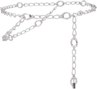St. John Metal Chain Link Belt