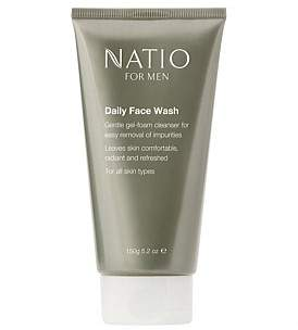 Natio Daily Face Wash 150G