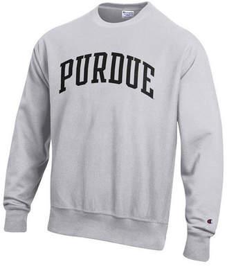 Champion Men's Purdue Boilermakers Reverse Weave Crew Sweatshirt
