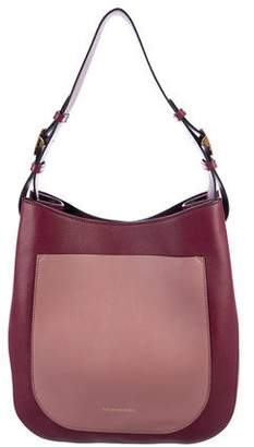 Burberry Bicolor Elmstone Hobo