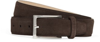 Brooks Brothers 1818 Suede Belt