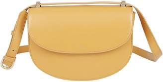 A.P.C. Saddle Classic Shoulder Bag
