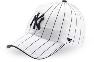 47 Pinstripe NY Yankees Baseball Cap.   e287550fee3