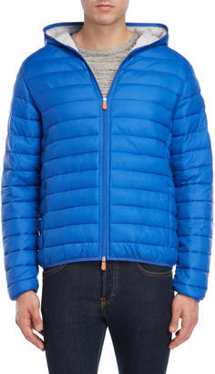 Save The Duck Packable Hooded Puffer Jacket