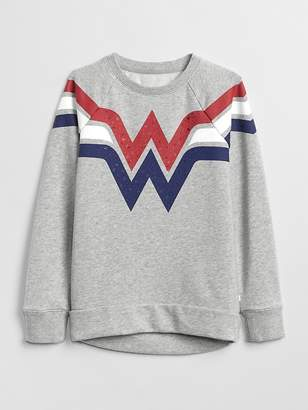 Gap GapKids | DC Wonder Woman Tunic Sweatshirt