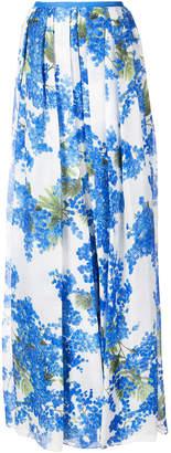 Carolina Herrera Mimosa ball skirt