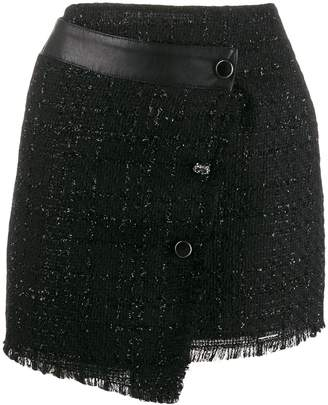 Liu Jo tweed mini skirt