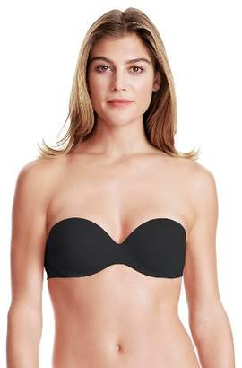 Warner's Simply Perfect by Women's Cushioned Comfort Underwire Convertible Strapless Bra 1693TA