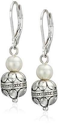 Napier Women's Double Drop Earrings