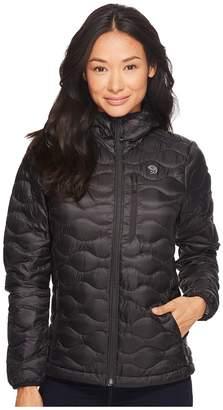 Mountain Hardwear Nitrous Hooded Down Jacket Women's Coat