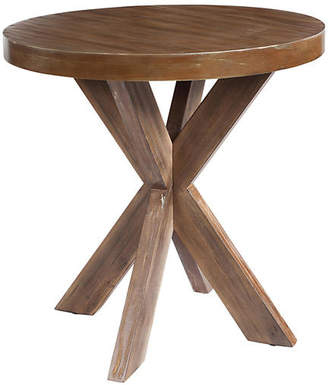 One Kings Lane Ava Contemporary Side Table - Wood