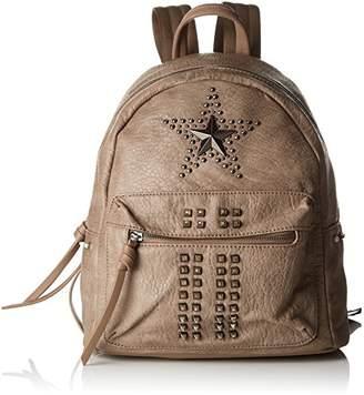 David Jones Women's 5681A-1 Backpack Handbag Brown