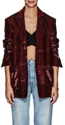 A.L.C. Women's Quincy Sequined Blazer