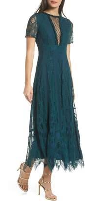 Foxiedox Fiona Lace Midi Dress