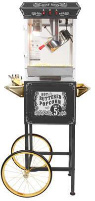Funtime Popcorn Machines 8 Oz. Sideshow Hot Oil Kettle Popcorn Machine