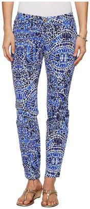 Lilly Pulitzer Kelly Skinny Ankle Pants Women's Casual Pants