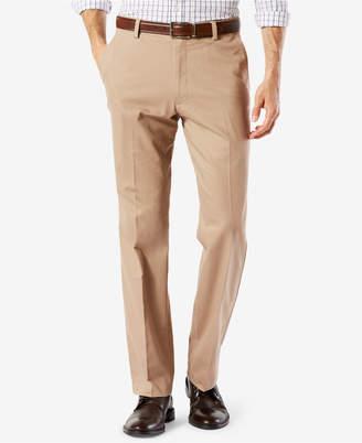 Dockers Men Easy Straight Fit Khaki Stretch Pants