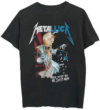 de4669fd9fb16 Novelty T-Shirts Metallica Graphic T-Shirt
