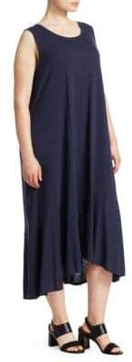 Nic+Zoe Plus Road Trip High-Low Midi Dress