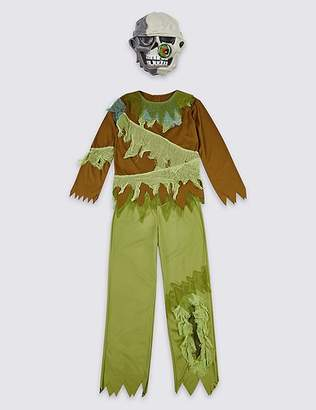 Marks and Spencer Kids' Zombie Fancy Dress Up