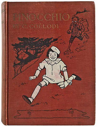One Kings Lane Vintage Pinocchio: The Story of a Puppet