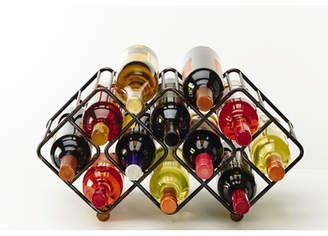 Mikasa 12 Bottle Tabletop Wine Rack