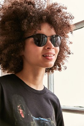 Urban Outfitters Camille Painted Square Sunglasses $16 thestylecure.com