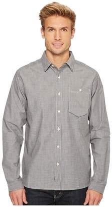Mountain Hardwear Foreman Long Sleeve Shirt Men's Long Sleeve Button Up