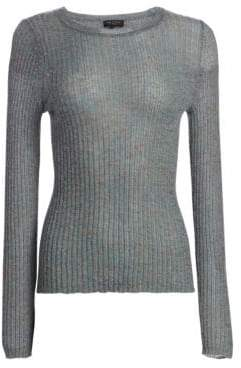 Rag & Bone Donna Wool-Blend Crewneck