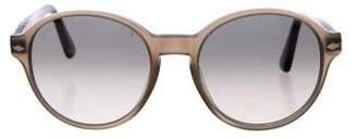 Persol Round Gradient Lenses