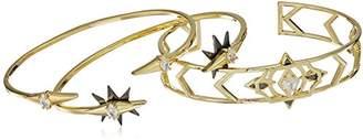 Noir Castle Cuff Bracelet