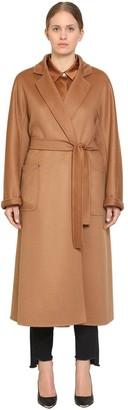 Marina Rinaldi Tarbes Cashmere Robe Coat