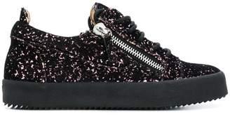 Giuseppe Zanotti Design Gail glittered sneakers
