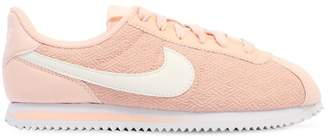 Nike Cortez Basic Txt Faux Leather Sneakers