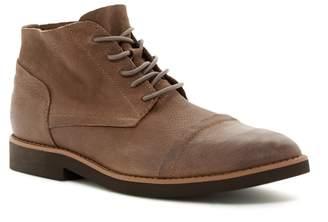 Walk-Over Spencer Desert Taupe F/G Leather Chukka Boot