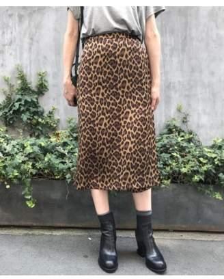 aquagirl (アクアガール) - アクアガール レオパードラップスカート