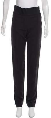 Lanvin Mid-Rise Wool Pants